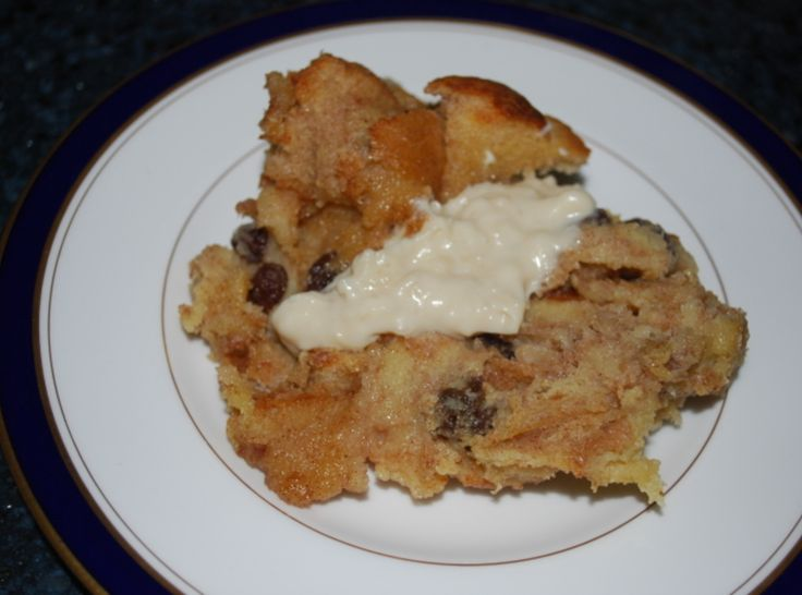 Bread Pudding with Rum Sauce | 2012 Thanksgiving meal | Pinterest
