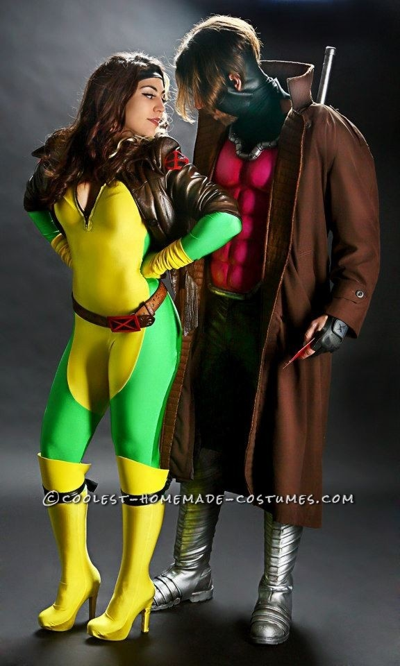 roguesX Men Rogue Costume Ideas