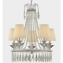 Minka-Lavery - 3131-77 - Mini-Chandeliers 5 Light Mini Chandelier $330.00 Lamps.com