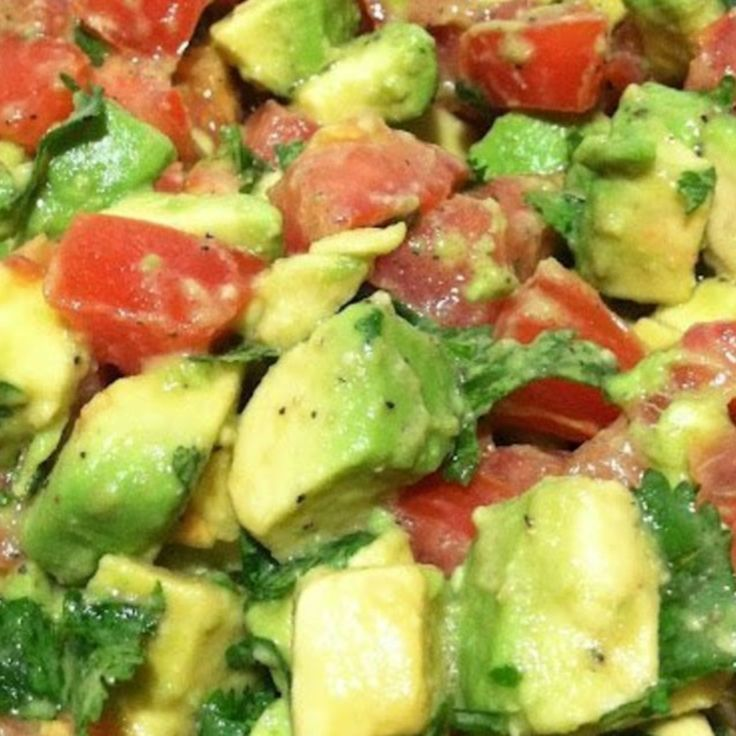 dressing tomato avocado toasts bolivian avocado and tomato salad ...