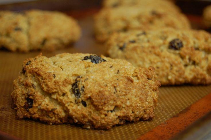 Irish Soda Bread Biscuits | Paleo - Biscuits & Rolls | Pinterest