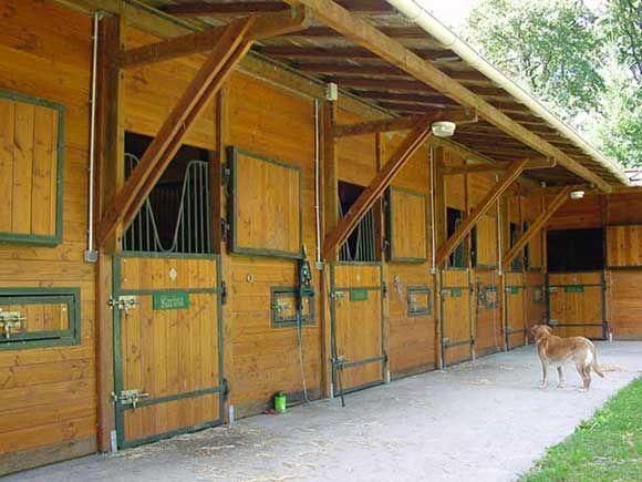 horse stall ideas | Outdoor Living | Pinterest