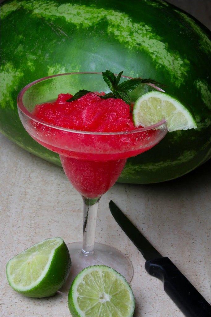 Watermelon Granita | SNACKS & TREATS {kid-friendly} | Pinterest