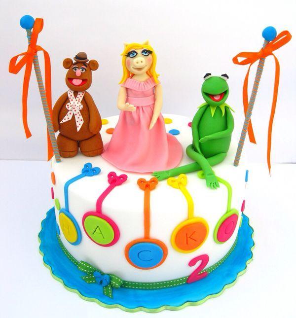 Muppets Cake