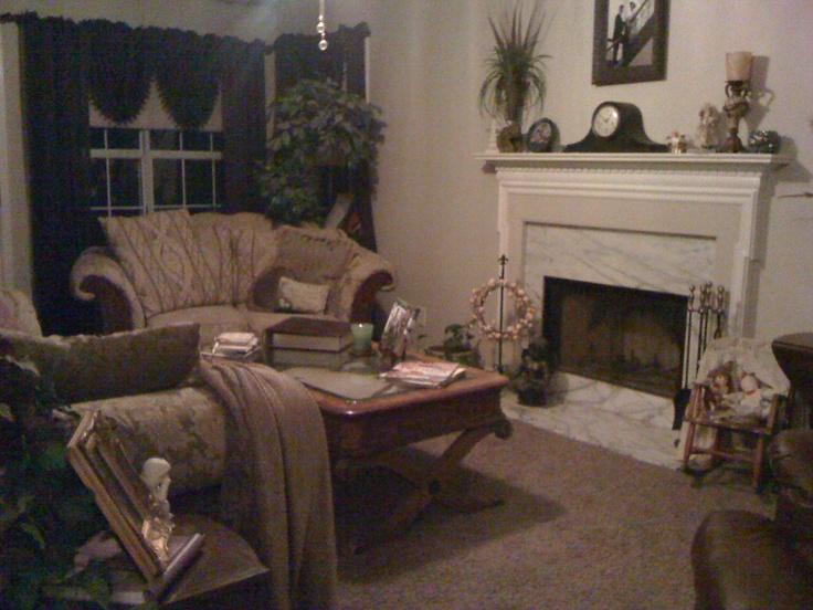 Living room on the main level for the home pinterest for Living room on main