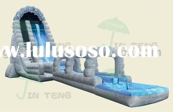 giant inflatable water slide for adultInflatable Water Slide For Adults