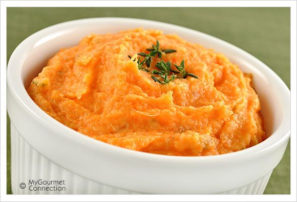 Root Vegetable Puree with Shallots and Thyme Recipe ...