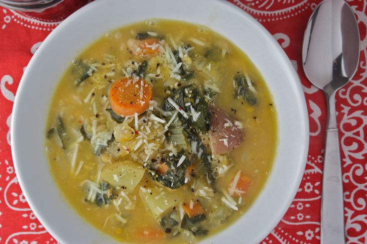 30 minute kale white bean and sausage soup white beans and cabbage
