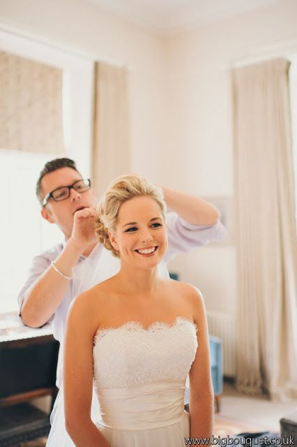 Wedding Hair styling by Fordham Hair Design Gloucestershire ... Kate's ...