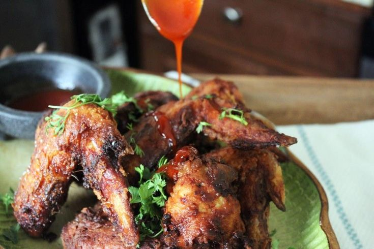 Miso Wings | Spring Chow Time | Pinterest
