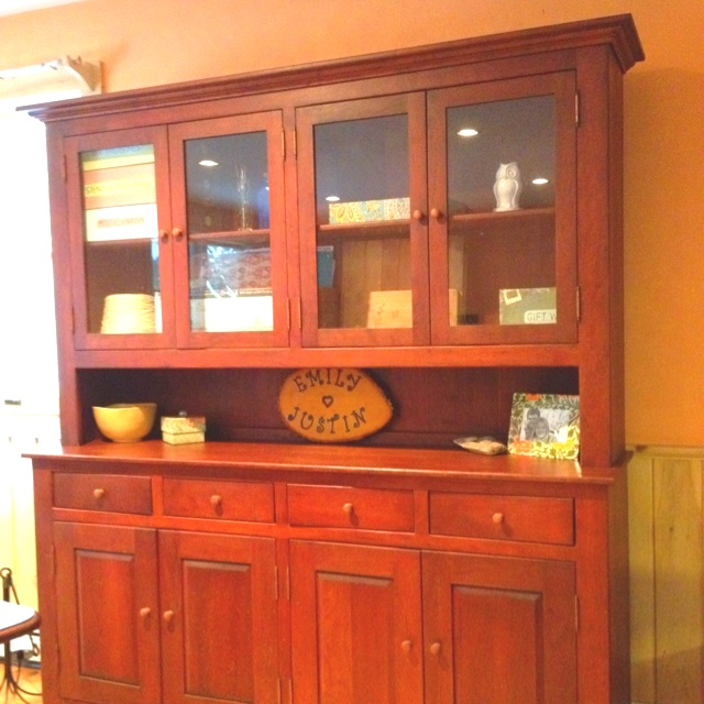 China Cabinet As A Craft Closet LoVe Possibly One Day Pintere