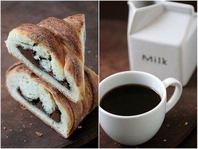 Tartelette: Nutella Danish Braid | Recipes | Pinterest