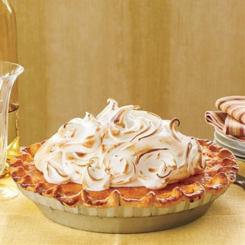 Sweet Potato Pie with Marshmallow Meringue | Sweet Stuff | Pinterest