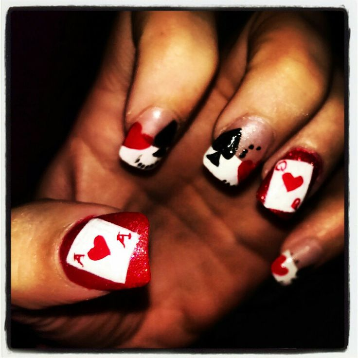 Queen nail design nail arts queen of hearts nailslook4cf9b2d9bca159bd4f56781888ae2fc5look 394347101511944198592831299966198n ea7cd9247a69add9764395b65f414129 prinsesfo Choice Image