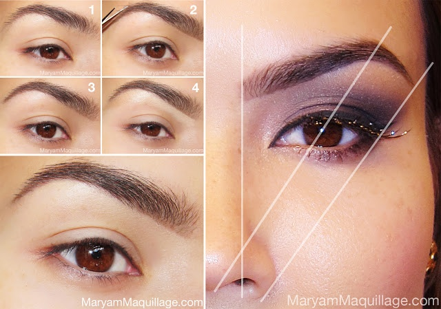 Makeup 101 -- perfect, natural brows | Hair & Makeup ...
