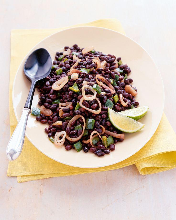 Spicy Black Beans | Recipe