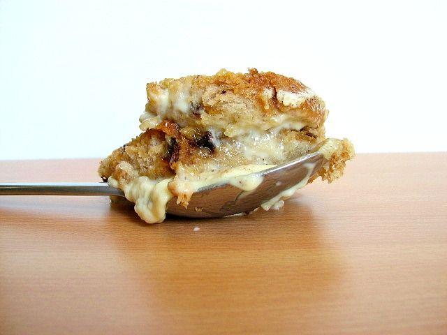 irish soda bread pudding!