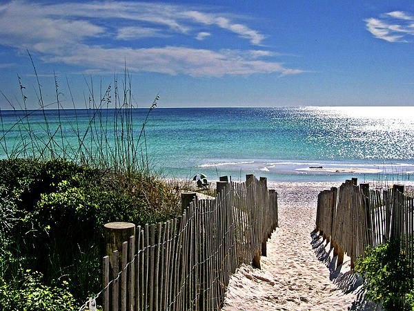 Seaside, Fl!  This is how I grew up, I consider myself~LUCKY!