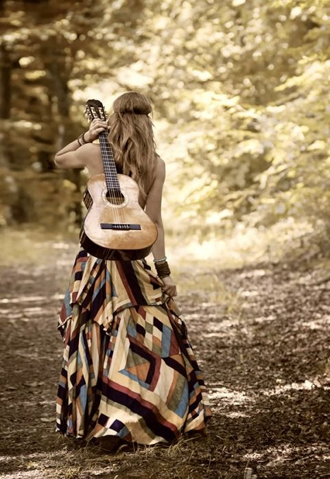 ☯☮ॐ American Hippie Bohemian Style ~ Wanderlust