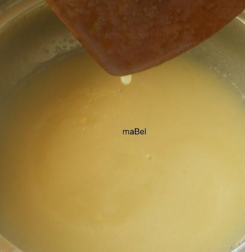 Leche condensada casera ( a partir de leche) ~ Pasteles de colores
