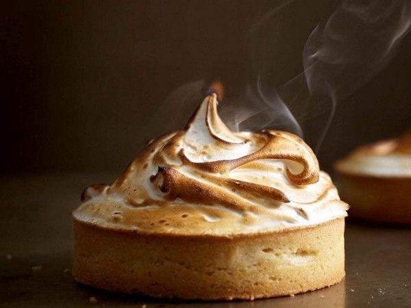 Lemon meringue tart (Bouchon Bakery)   food   Pinterest