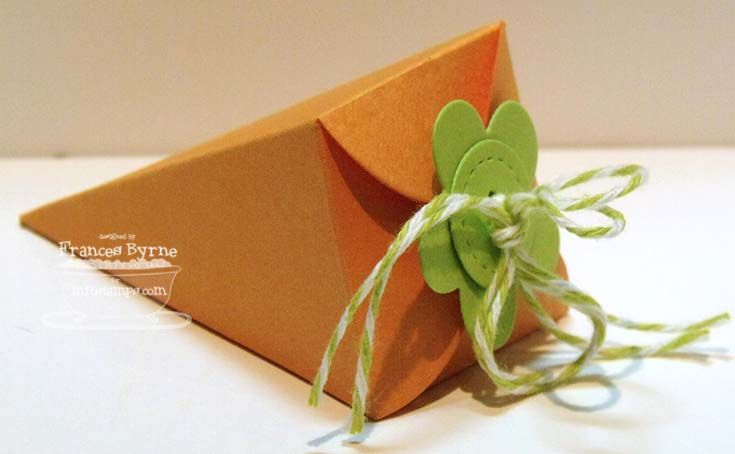 Carrot Box | c - Paper Gift Boxes & Bags | Pinterest