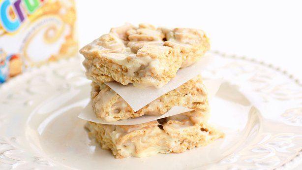 Cinnamon Toast Crunch Bars   Recipe