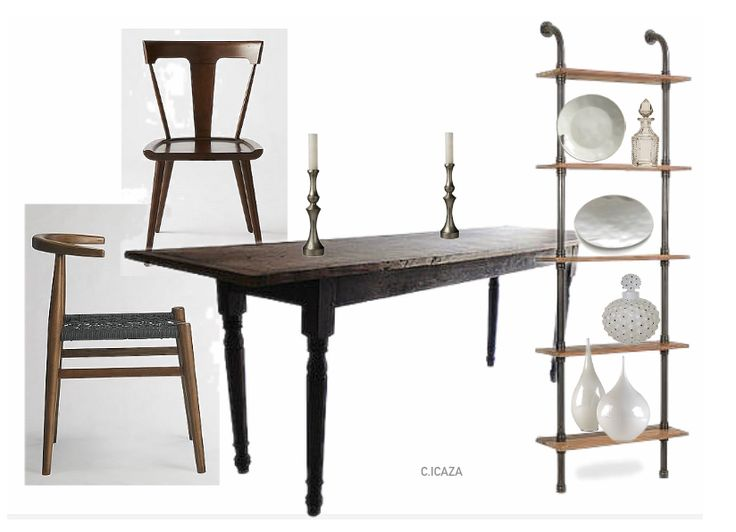 HD wallpapers dining table with storage shelf
