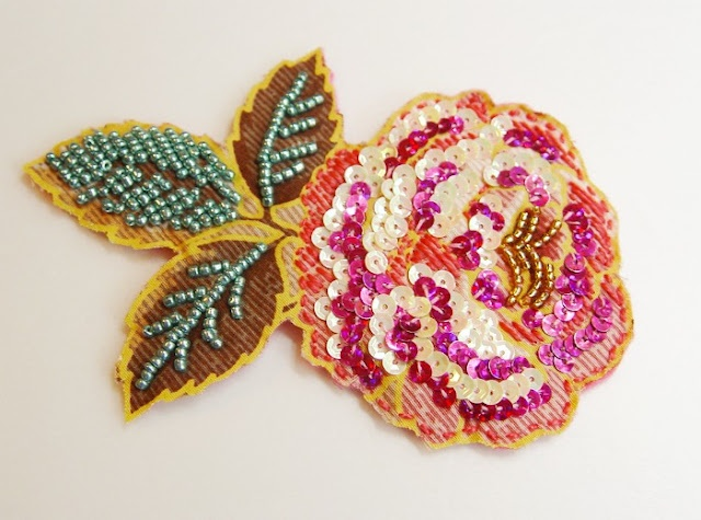 Beads And Sequins Embroidery | EMBROIDERY BEADING 1 | Pinterest