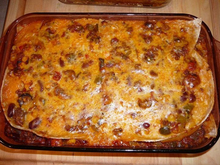 Tex-Mex Lasagna | Recipe