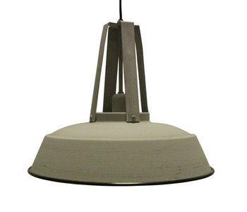 Lamp donker grijs woonkamer/slaapkamer