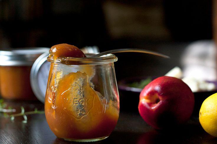 nectarine meyer lemon butter | Rubs, Sauces, Basics, and such... | Pi ...