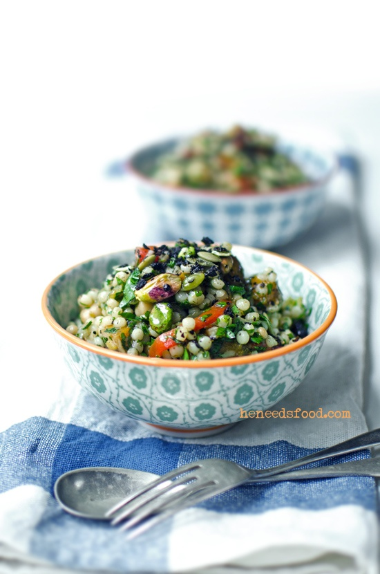 salad israeli couscous salad with israeli couscous couscous broccoli ...