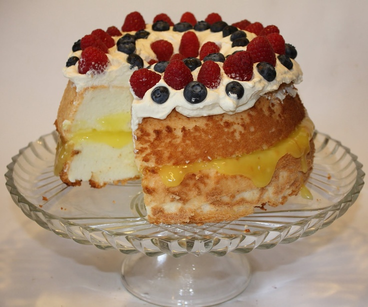 ... angel food cake grilled angel food cake with lemon curd recipes