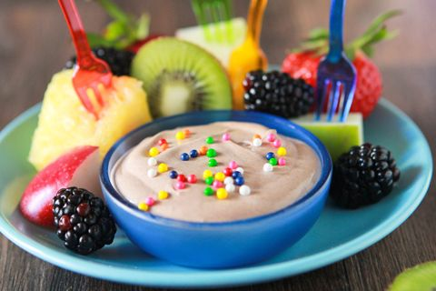 Delicious With Fruit: Cool Whip Cocoa Dip!