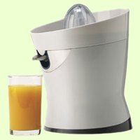 http://yummycakedecorating.com/tribest-cs-1000-citristar-citrus-juicer/ CitriStar - the quiet yet powerful juicer - can start you on your way to better health. With minimal time & effort, CitriStar extracts this extremely beneficial juice for you and your entire family. The CitriStar's unique, high-clearance stainless-steel spout prevents clogging and ensures continuous operation. The quiet yet powerful motor makes quick work of all your favori...