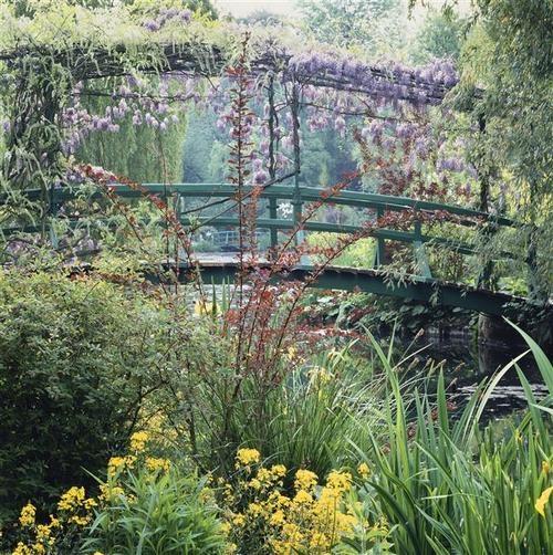 Garden Tumblr Giverny Pinterest