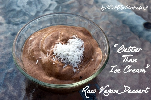 Better Than Ice Cream | Healthy sweets to try | Pinterest