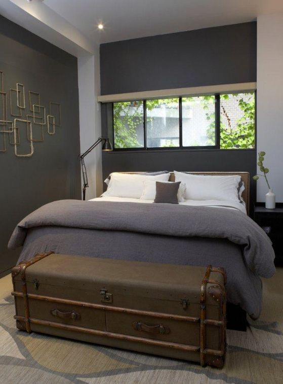 masculine bedroom humble abode pinterest