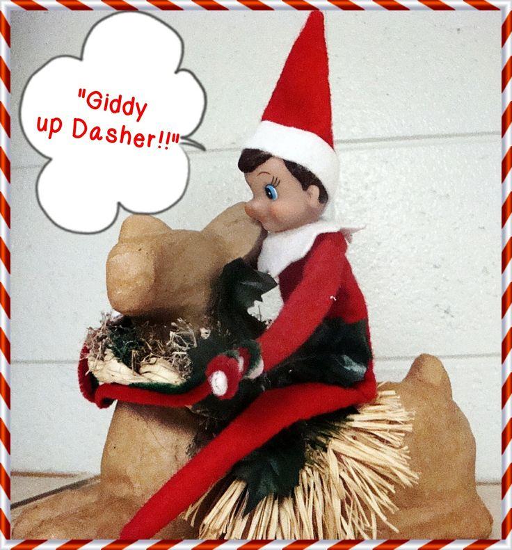 Elf on the Shelf Ideas | Classroom Happenings - December | Pinterest