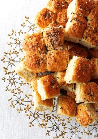 Potato Rolls with Caraway Salt | Recipe