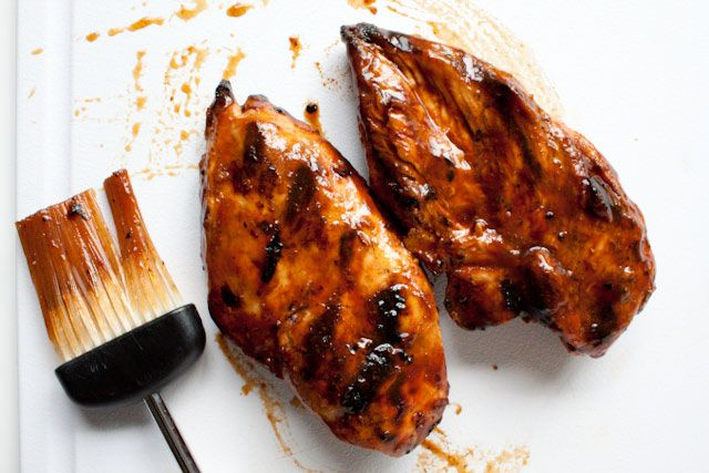 Simple Kansas City Style Barbecue Sauce - Use it to baste chicken ...