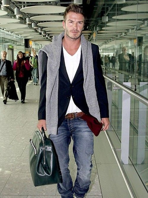 Casual Style By Beckham David