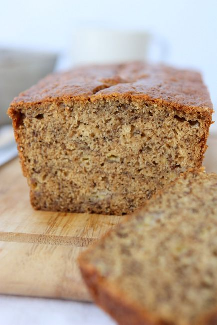 Bourbon Cardamom Banana Bread==will need modification to make oil free ...