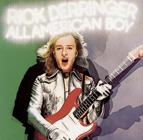 Image result for rick derringer albums all american boy
