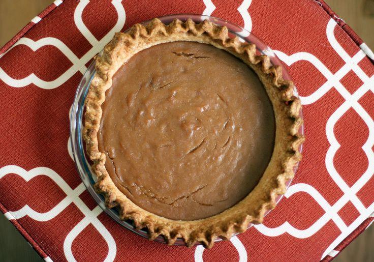 Pioneer Vinegar Pie | Recipe