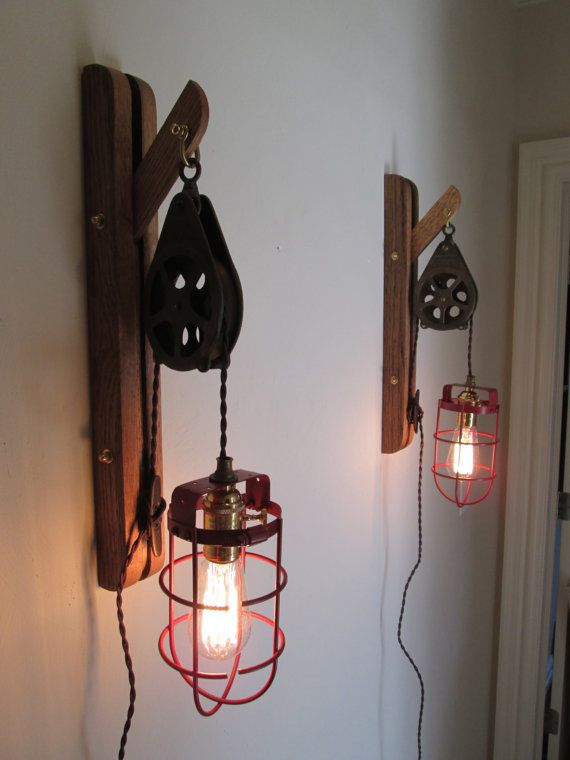 Nautical Wall Sconce Lamp Set