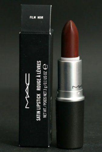 mac film noir lipstick - photo #5