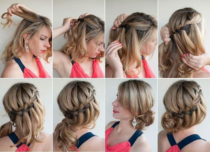 Creative New Ways To Add Hair Bows To Your Do  Brit  Co
