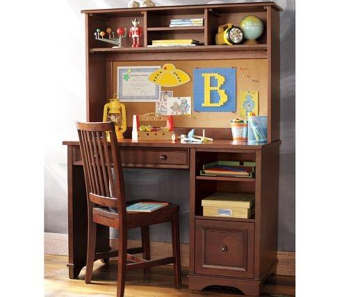 desk hutch kid room